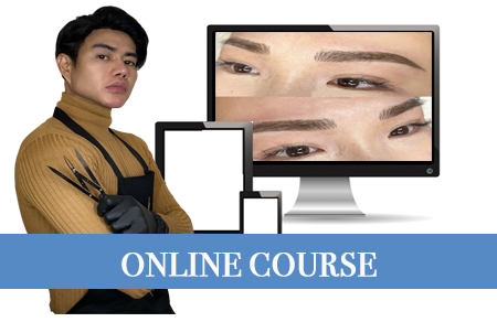 Online course microblading